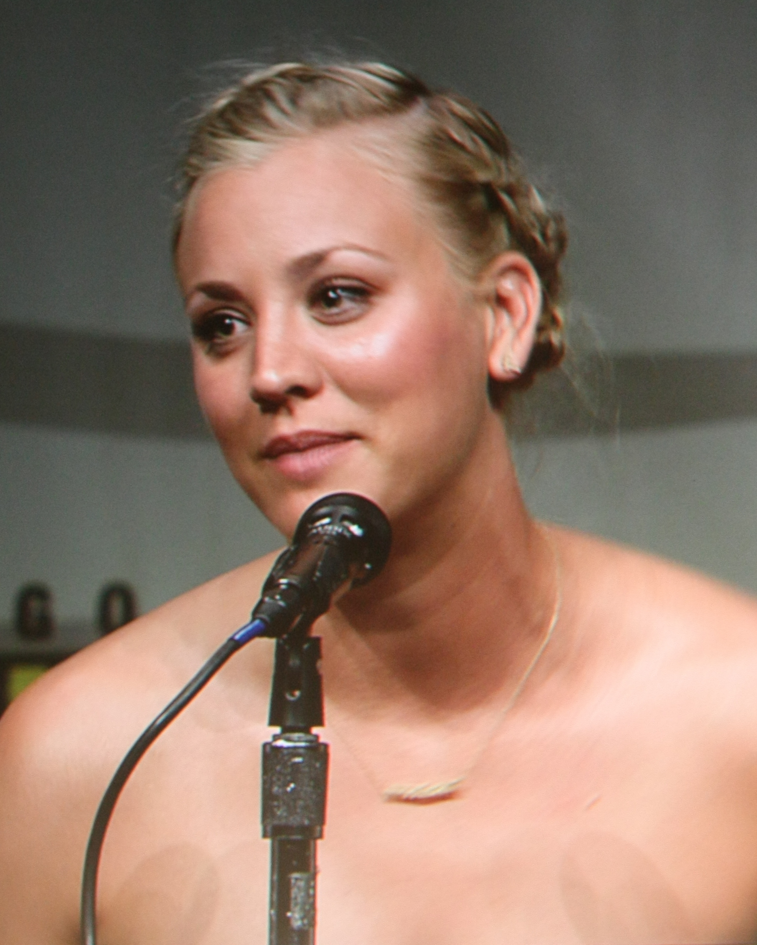 Is Kaley Cuoco a Diva?