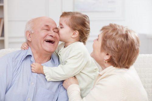 Type of grandparent