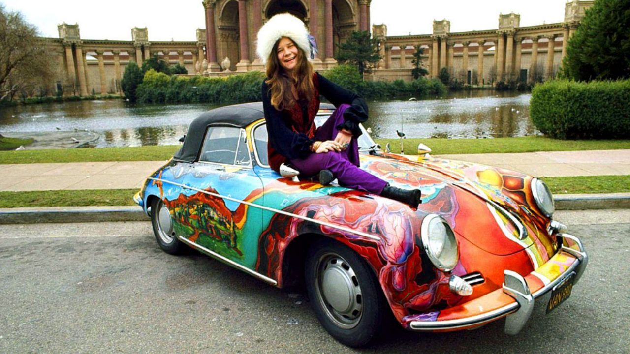 the story behind janis joplin mercedes benz