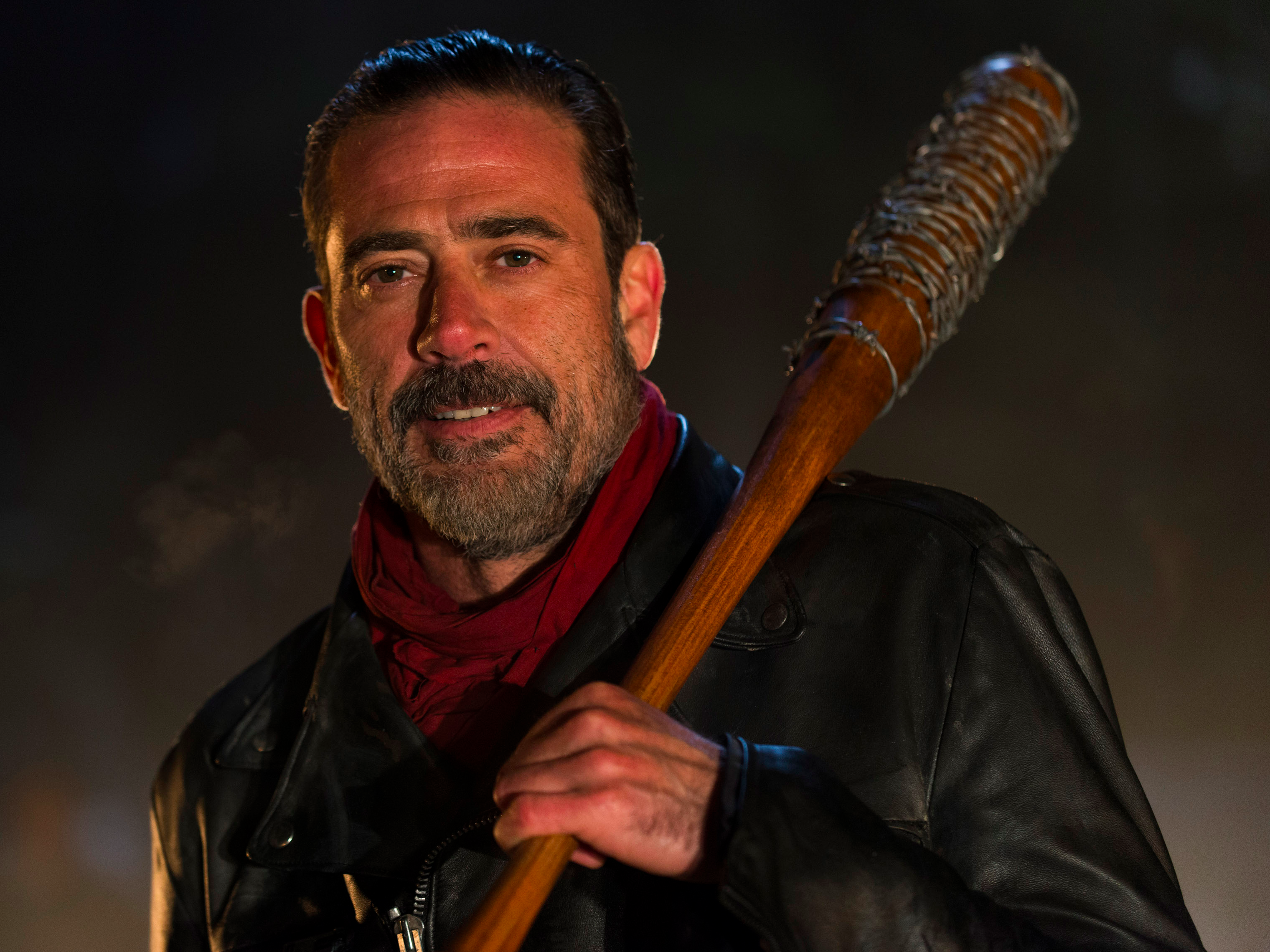 Jeffrey Dean Morgan Talks About His Role as Negan
