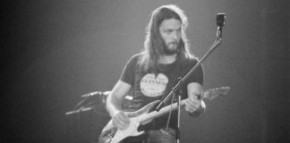david gilmour joins pink floyd
