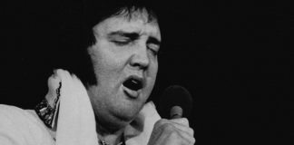the death of presley
