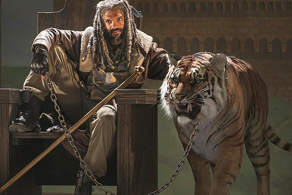 Ezekiel on The Walking Dead (Image Credit: AMC)