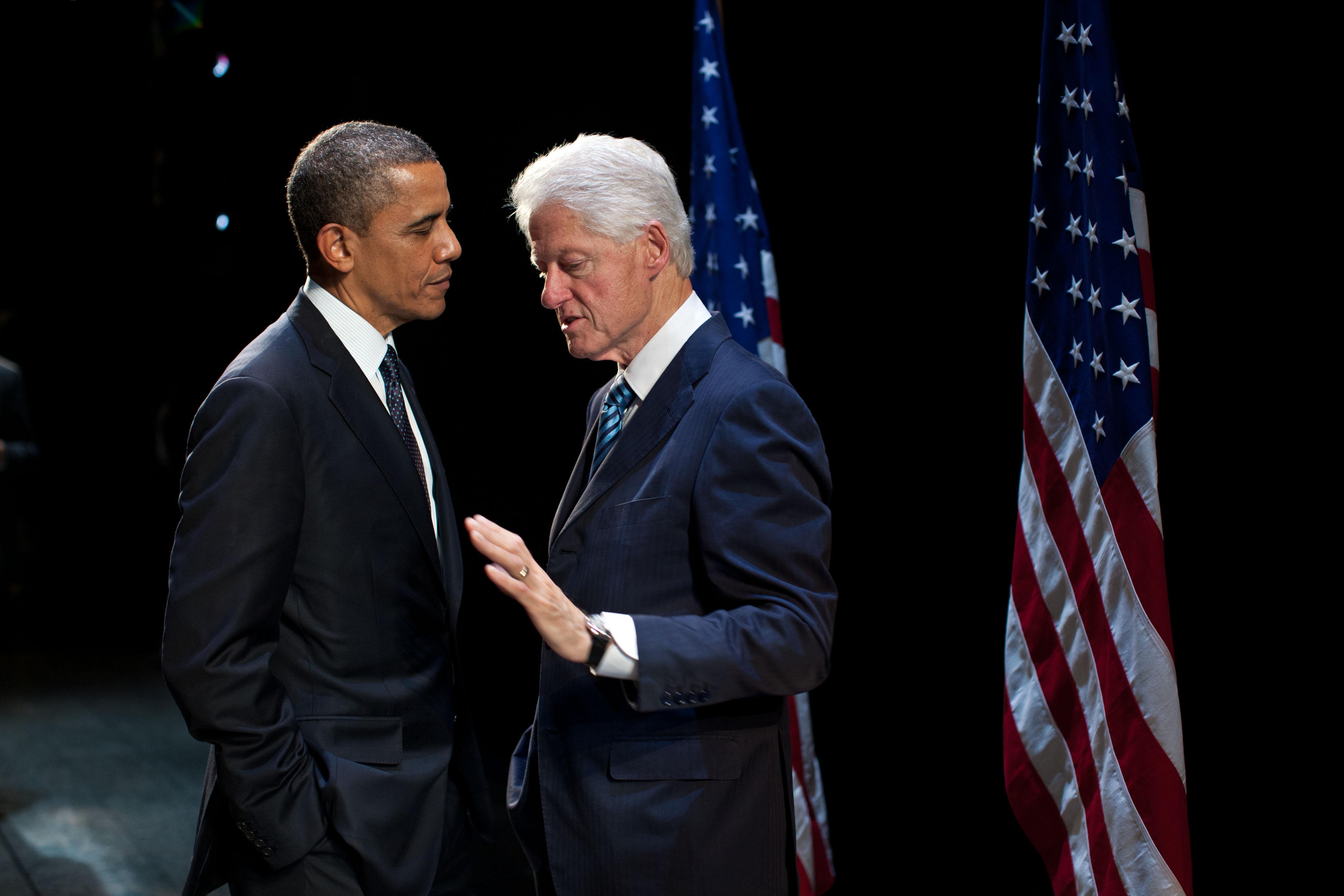 Bill Clinton. (Credit: timetobreak.com)