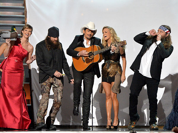 Duck Dynasty, country music, CMA