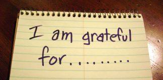 How to Keep a Gratitude Journal