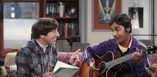 Howard and Raj