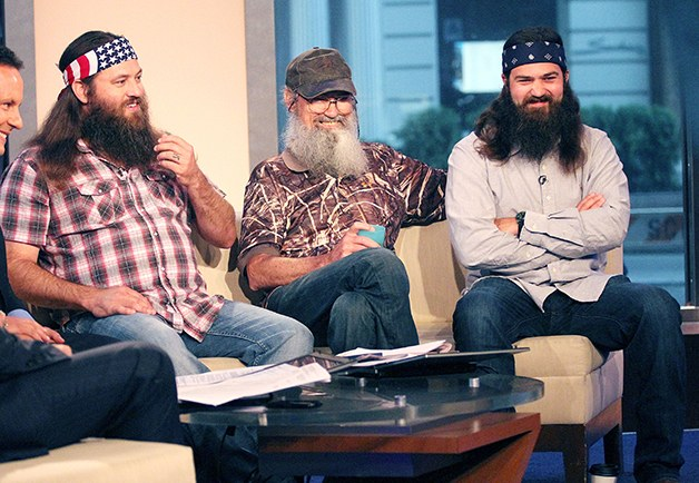 Uncle Si and Phil Robertson