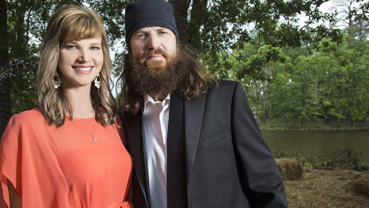Missy and Jase Robertson