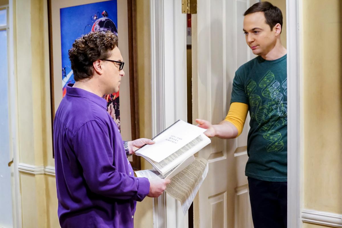 The Big Bang Theory | Photo Credit CBS