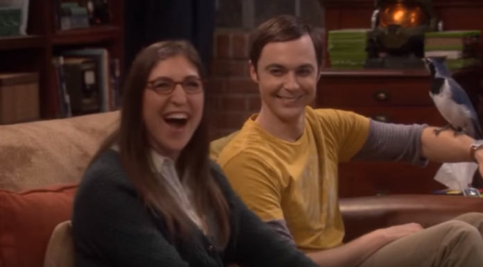 The-Big-Bang-Theory-MaJim-Bloopers