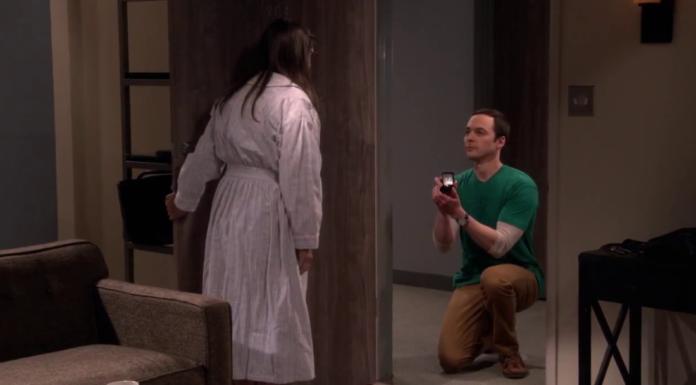 Sheldon-Amy-Engagement