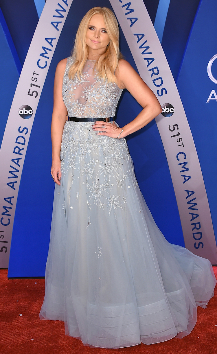 Miranda Lambert CMA fashion