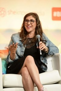 Mayim Bailik, fat suit, Amy Farrah Fowler, the big bang theory