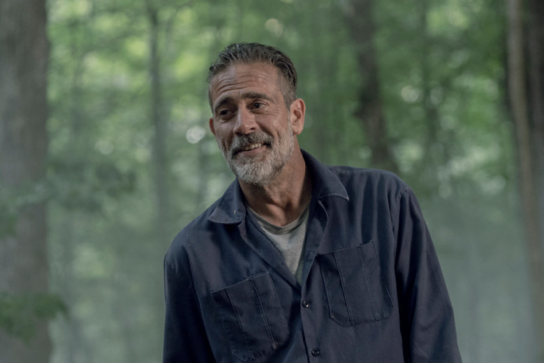 Jeffrey Dean Morgan as Negan