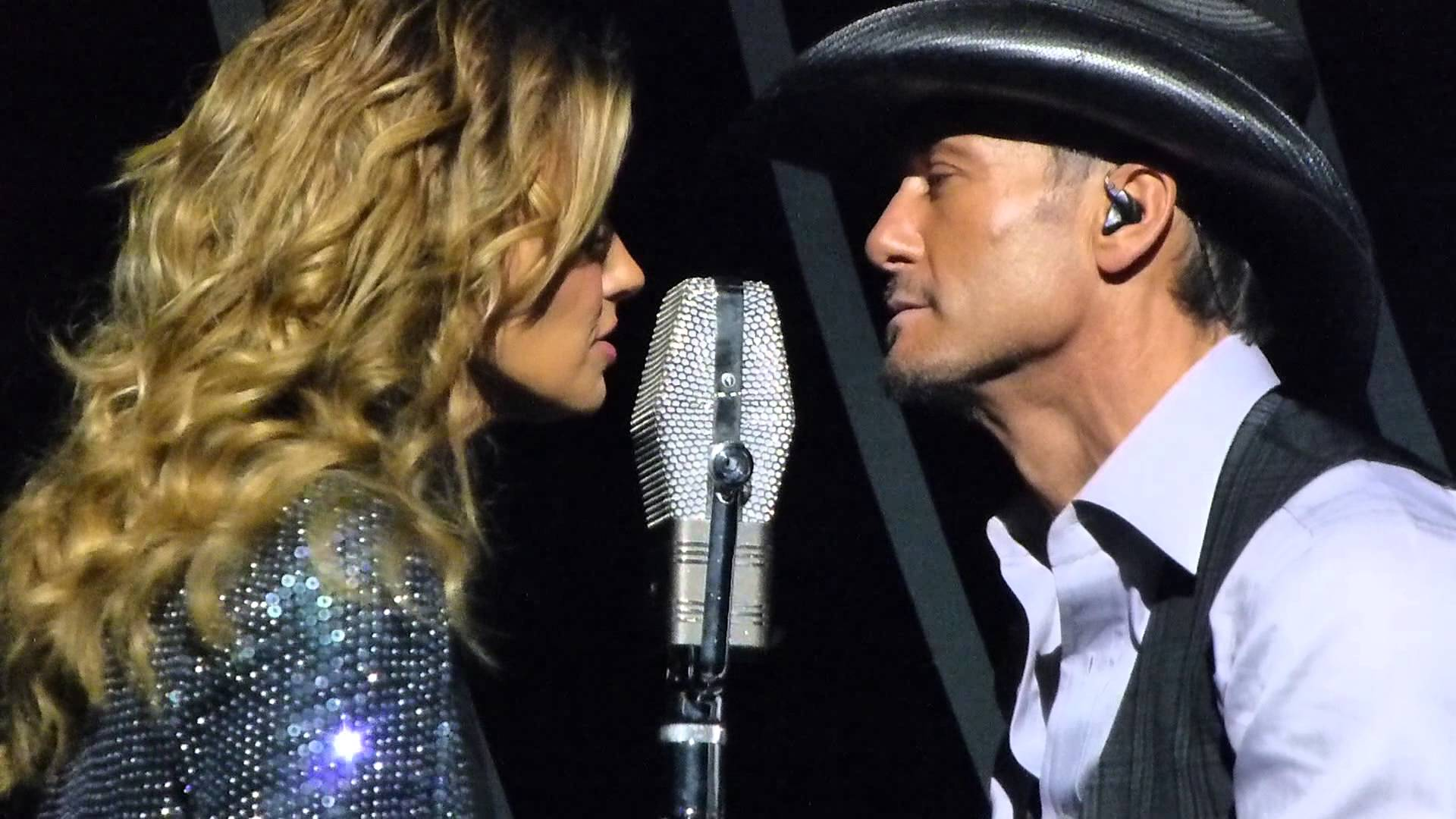 Faith Hill, Tim McGraw, R&B