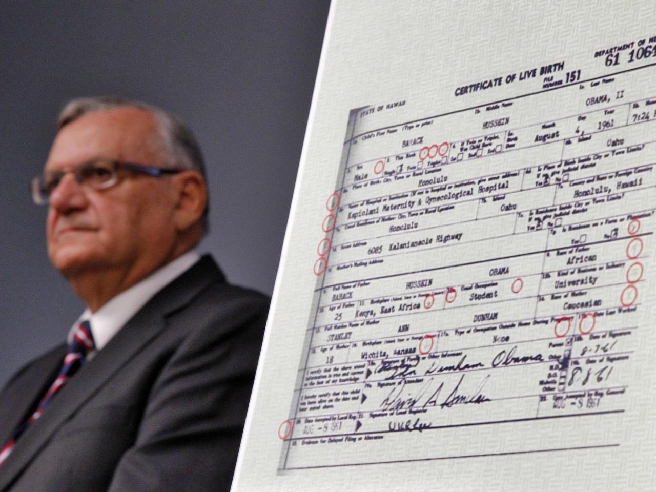 Magnífico Fox News Obama Birth Certificate Bosquejo - Certificado ...