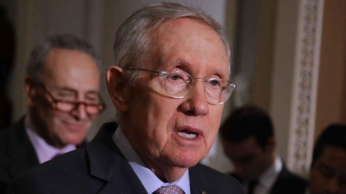 Harry Reid Lying