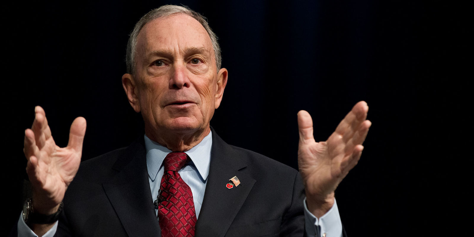 Bloomberg higher taxes poor people