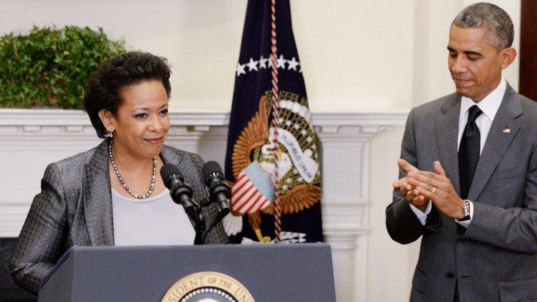 Obama-Lynch-DOJ