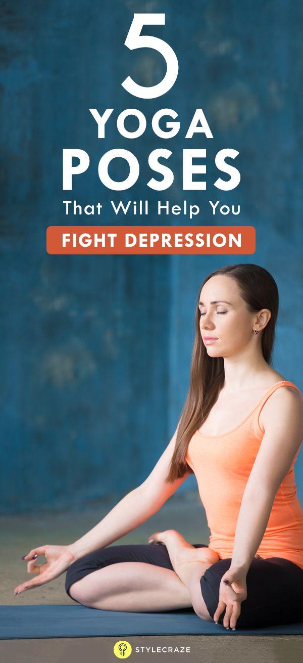 Image result for yoga depression