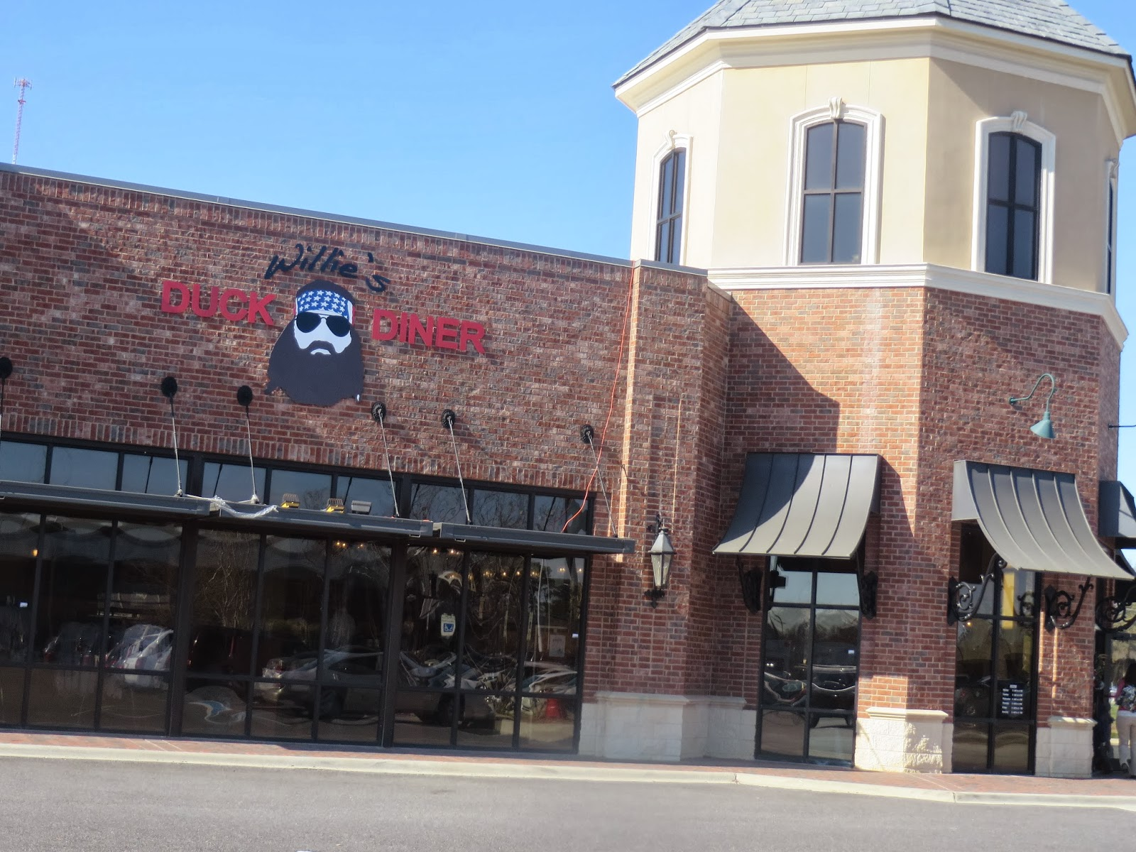Image result for duck dynasty restaurant closed