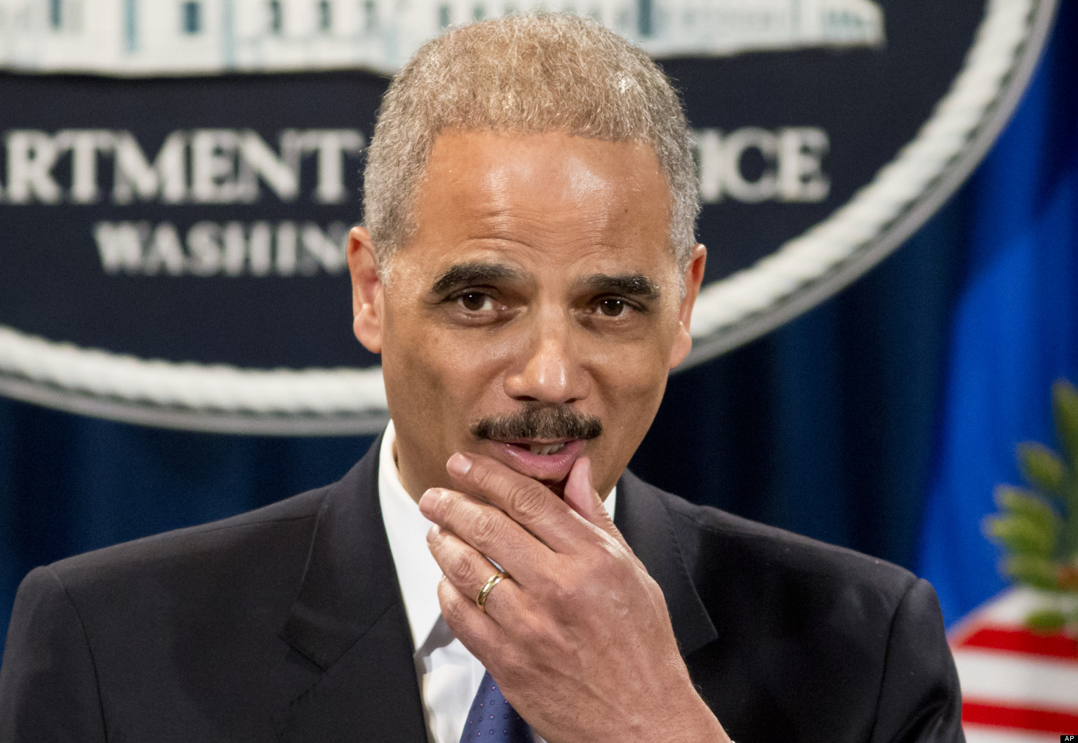 Eric Holder covers-up Russia scandal
