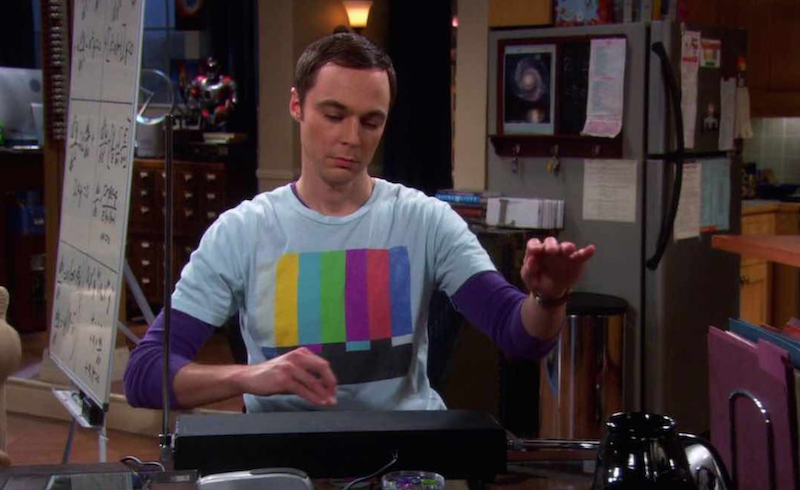 The Big Bang Theory | Photo Credit CBS
